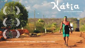 Katia, a travesti eleita vice-prefeita