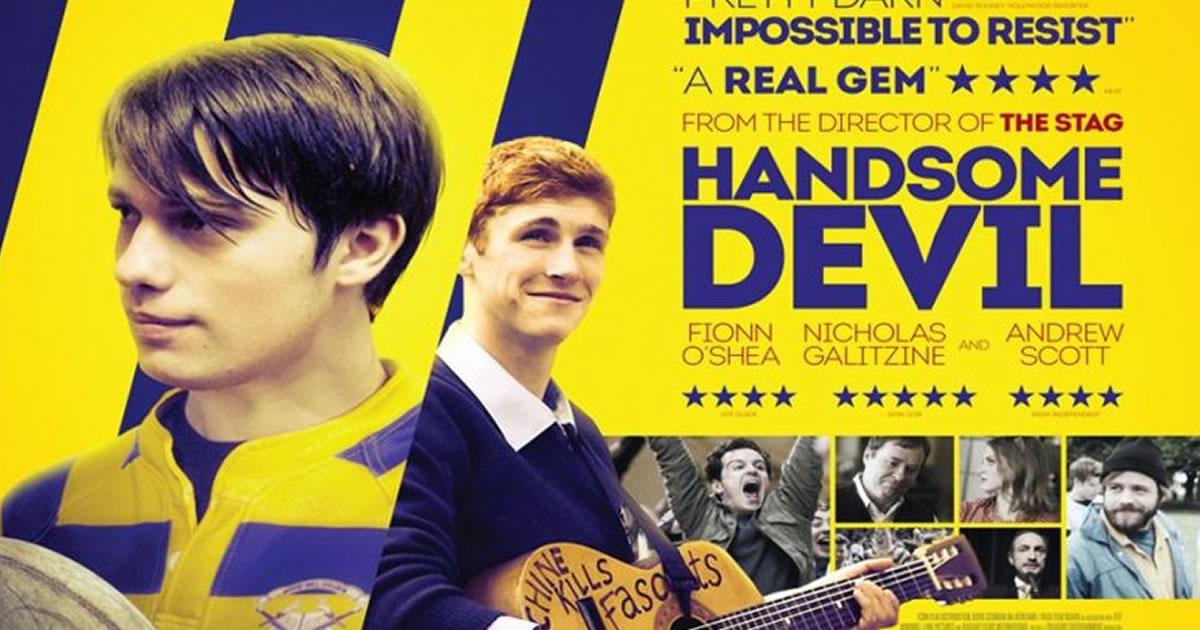 Handsome Devil (2016) Legendado - Filmes LGBT Online